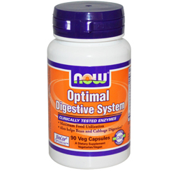 OPTIMAL DIGESTIVE SYSTEM 90 VCAPS