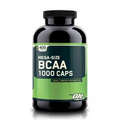BCAA 1000 400 CAPSULE