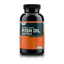 ENTERIC COATED FISH OIL 200 SOFTGELS