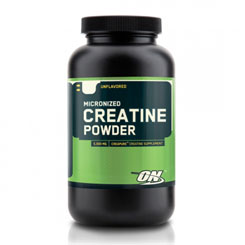 CREATINE POWDER 300 GRAMMI