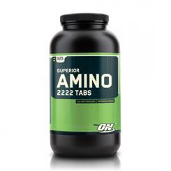 SUPERIOR AMINO 2222 320 COMPRESSE
