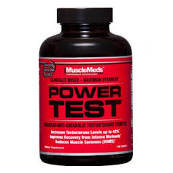 POWER TEST 168 CAPSULE