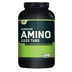 SUPERIOR AMINO 2222 160 TABLETS