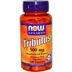 TRIBULUS 500 MG 100 CAPSULE