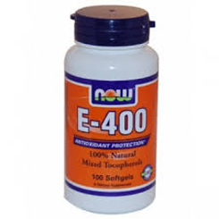 VITAMINA E-400 100 SOFTGELS