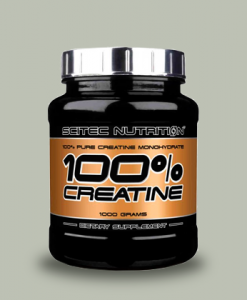 CREATINA 100% PURE 1000 GRAMMI di Scitec Nutrition su integratorisportebenessere.it