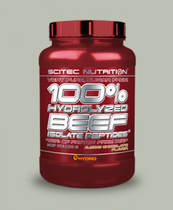 100% HYDROLIZED BEEF ISOLATE PEPTIDES 900 GRAMMI di Scitec Nutrition su integratorisportebenessere.it