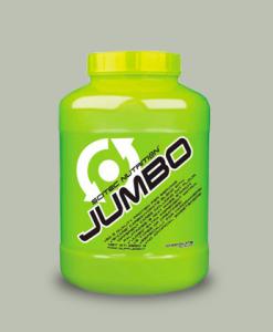 Jumbo 2680 grammi di Scitec Nutrition su integratorisportebenessere.it