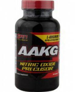ARGININE AAKG 120 COMPRESSE