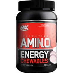 AMINO ENERGY 75 CHEWABLES