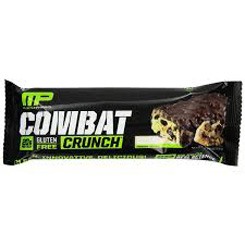 COMBAT CRUNCH BAR 63 GRAMMI
