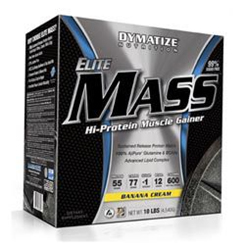 ELITE MASS GAINER 4,54 KG