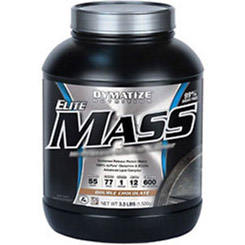 ELITE MASS GAINER 1,5 KG