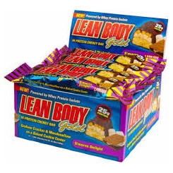 LEAN BODY GOLD BAR 85 GRAMMI