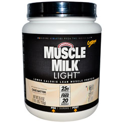 MUSCLE MILK LIGHT 750 GRAMMI