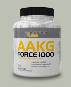 AAKG FORCE 1000 90cps di Nutrition Labs su integratorisportebenessere.it