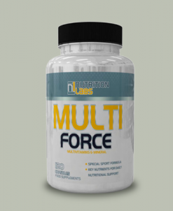 Multi Force 120 cps di Nutrition Labs su integratorisportebenessere.it