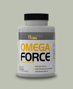 Omega Force 200cps di Nutrition Labs su integratorisportebenessere.it