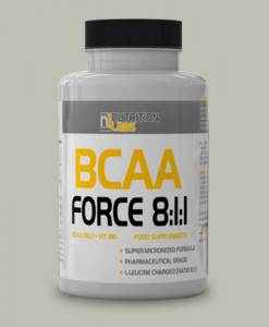 BCAA FORCE 8:1:1 180 cps di Nutrition Labs