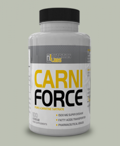 CARNI FORCE 100 cps di Nutrition Labs