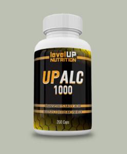 UP ALC 1000 200 capsule di LevelUP Nutrition su integratorisportebenessere.it