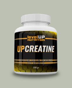 UP CREATINE 500 grammi di LevelUP Nutrition su integratorisportebenessere.it