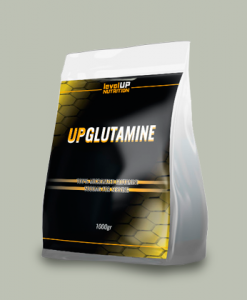 UP GLUTAMINE 1 KG di LevelUP Nutrition su integratorisportebenessere.it