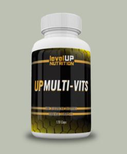 UpMulti Vits 120 cps di LevelUP Nutrition su integratorisportebenessere.it