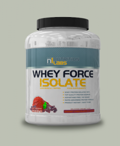WHEY FORCE ISOLATE 2KG di Nutrition Labs su integratorisportebenessere.it