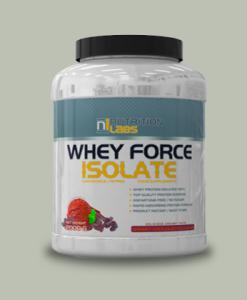 WHEY FORCE ISOLATE 2KG di Nutrition Labs su integratorisportebenessere.it
