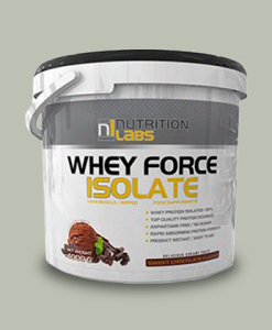 Whey Force Isolate 4Kg di Nutrition Labs su integratorisportebenessere.it