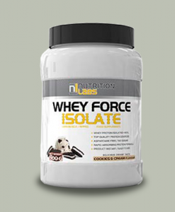 Whey Force Isolate 900 gr di Nutrition Labs su integratorisportebenessere.it