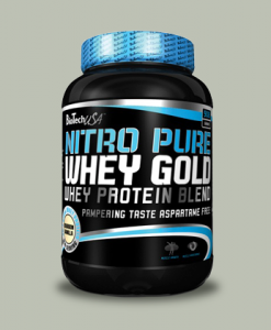 Nitro Whey Pure Gold 908 grammi di BioTechUSA su integratorisportebenessere.it