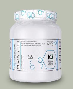 BCAA 2:1:1 KYOWA 400cps di Pharmapure su integratorisportebenessere.it