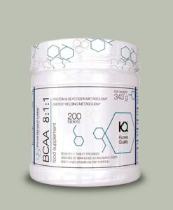 BCAA 8:1:1 Kyowa 200cps di Pharmapure su integratorisportebenessere.it