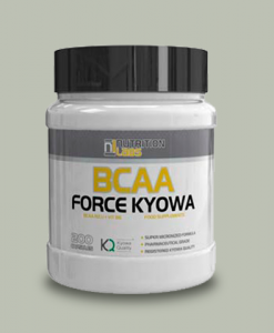 BCAA FORCE KYOWA 2:1:1 200 cps di Nutrition Labs su integratorisportebenessere.it