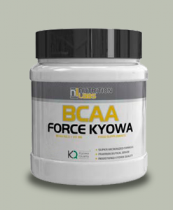BCAA FORCE KYOWA 2:1:1 400 cps di Nutrition Labs su integratorisportebenessere.it