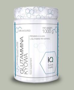 L-glutammina Kyowa 1000gr di Pharmapure su integratorisportebenessere.it