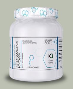 L-glutammina Kyowa 500gr di Pharmapure su integratorisportebenessere.it