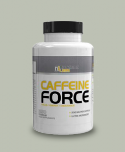 Caffeine Force 250 cps di Nutrition Labs su integratorisportebenessere.it