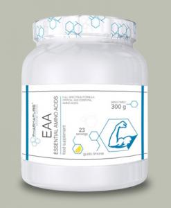 EAA Essential Amino Acids 300gr di Pharmapure su integratorisportebenessere.it