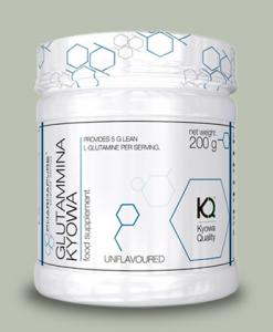 Glutammina Kyowa 200gr di Pharmapure su integratorisportebenessere.it