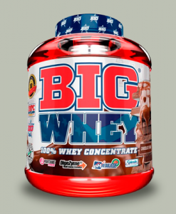 BIG WHEY 2 KG di Universal McGregor su integratorisportebenessere.it