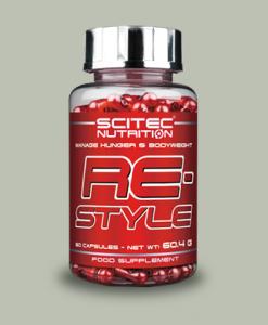 RESTYLE 60 CAPSULE di Scitec Nutrition su integratorisportebenessere.it