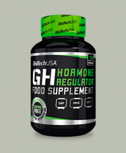 GH HORMONE REGULATOR 120 capsule di BioTech USA su integratorisportebenessere.it