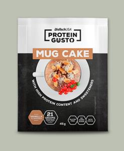 Protein Mug Cake 45 grammi di BioTech USA su integratorisportebenessere.it