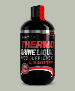 THERMO DRINE LIQUID 500 ml di BioTech USA su integratorisportebenessere.it