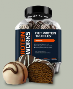 Diet Protein Truffles di Protein Works su integratorisportebenessere.it