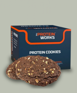 Protein Cookies di Protein Works su integratorisportebenessere.it