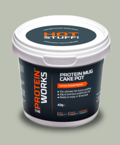 Protein Mug Cake Pot di Protein Works su integratorisportebenessere.it